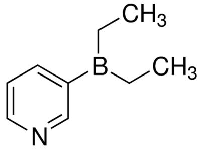 二乙基(3-吡啶基)硼烷